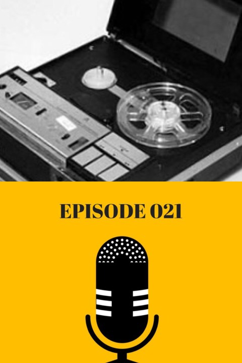 021: Lordy, I hope there are tapes [Guest: Chris Lu]
