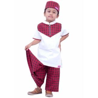 Baju Lebaran untuk Anak Laki-Laki Terbaru Tahun ini