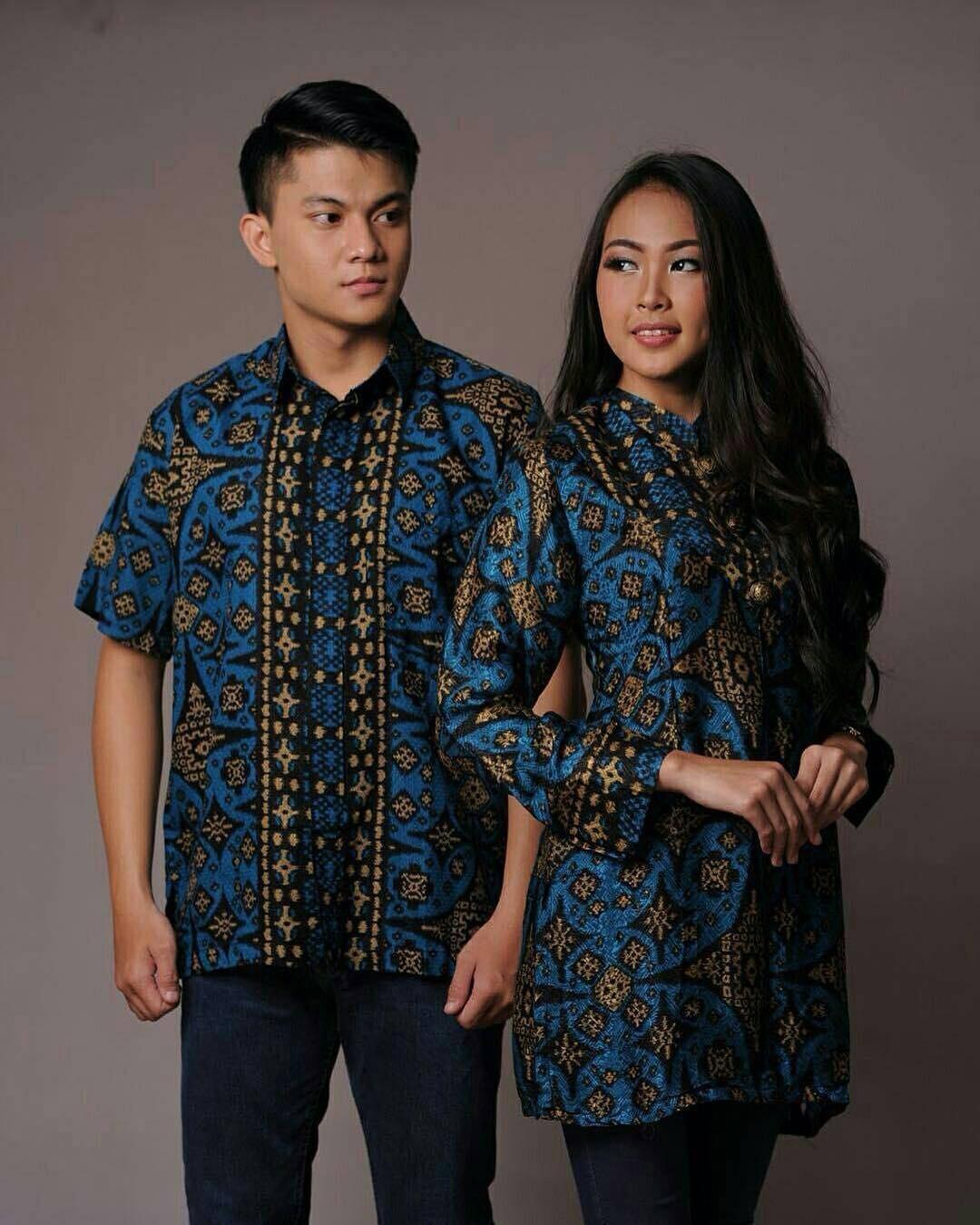 30 Model Baju Batik Terpopuler 2017 Tips Memaksimalkan Penampilan