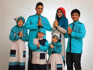 Model Baju Lebaran Terbaru untuk Keluarga Modern
