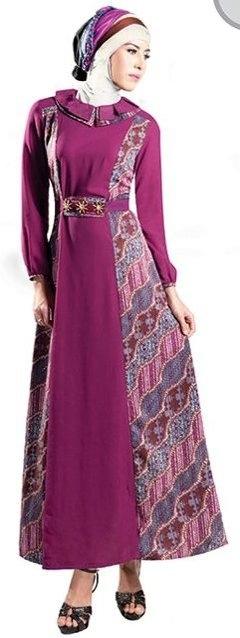 Model Baju Batik Islami Terbaru Nusagates