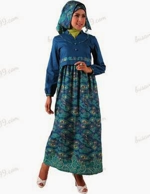 Model Baju Batik untuk Muslimah dengan Gaya Terbaru
