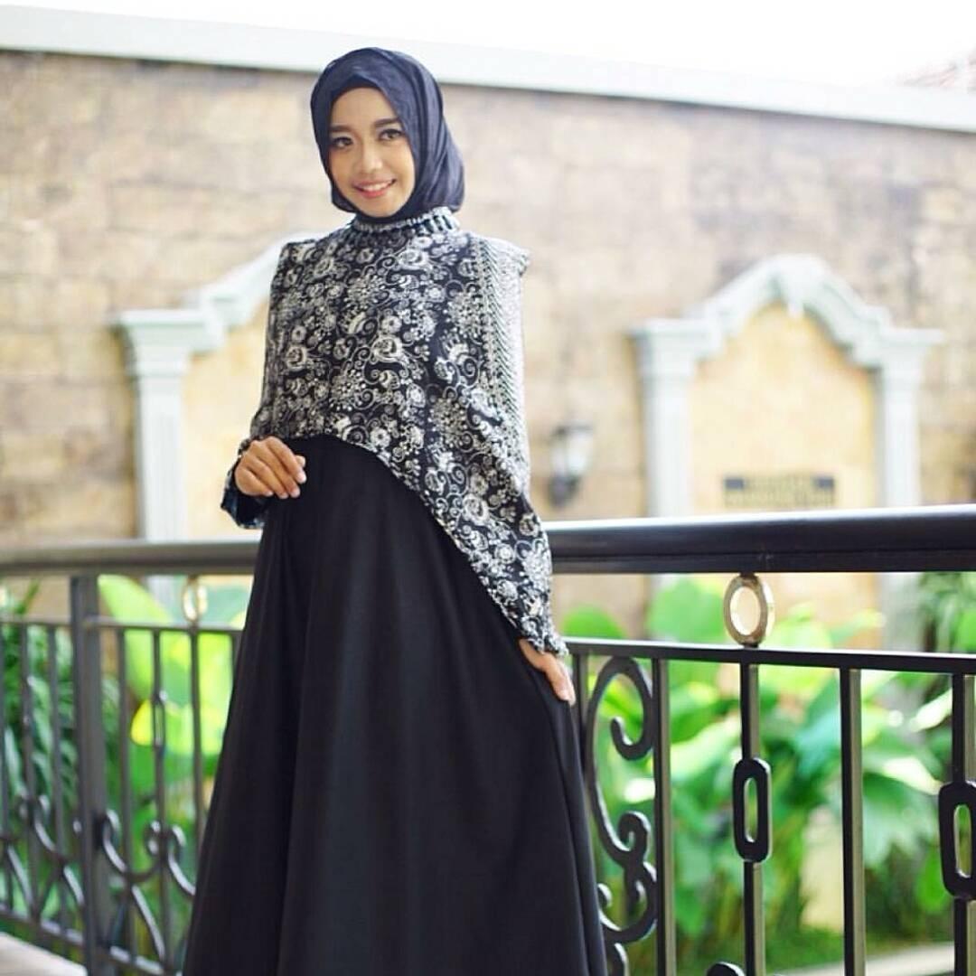 Model Baju Batik Victoria untuk Menghadiri Acara Pesta