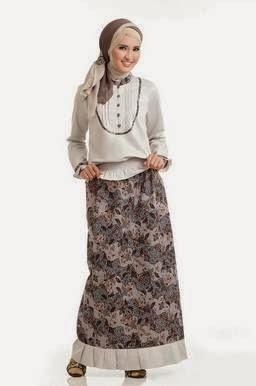 Tips Fashionabel dengan Baju batik Pesta untuk Wanita Muslim