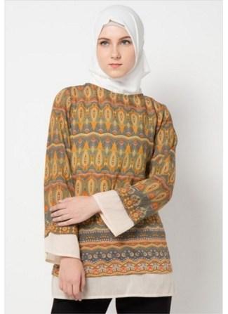 Model Baju Batik Atasan Cardigan Nbagames