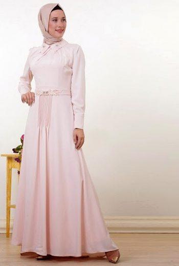43+ Model Baju Gamis Batik Terbaru 2018! Kombinasi Modern   Elegan c03a057f33