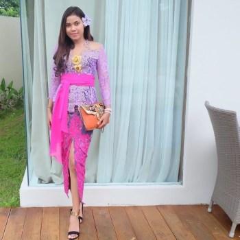 Model Kebaya Bali untuk Acara Formal Seperti Wisuda