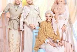 29+ Model Kebaya Muslim Modern & Terbaru, Update!, Tampil Maksimal!