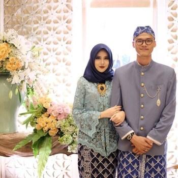 Model Kebaya Brokat untuk Pasangan