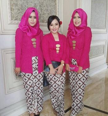 Model Kebaya Kutu Baru untuk Wanita Muslim