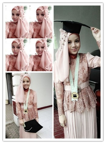 Model Kebaya Remaja untuk Wanita Muslim