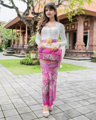 Model Kebaya Bali untuk Acara Pernikahan dengan Gaya Tradisional