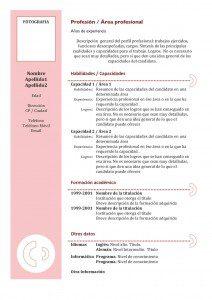 Curriculum Vitae Modelo Simple Peru Best Resume Curriculum Vitae