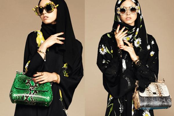 Dolce & Gabbana, Abaya collection