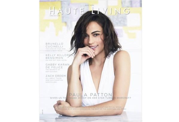 haute living, luxiry magazine