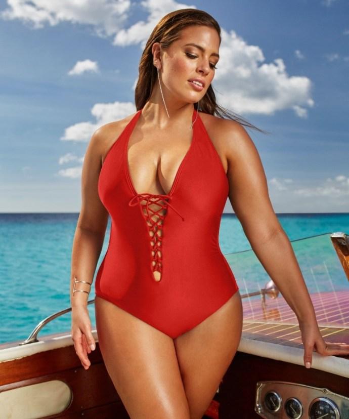 Ashlee Graham, swimwear