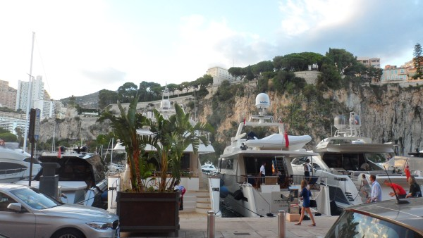 Monaco luxury travel, Nora Gouma