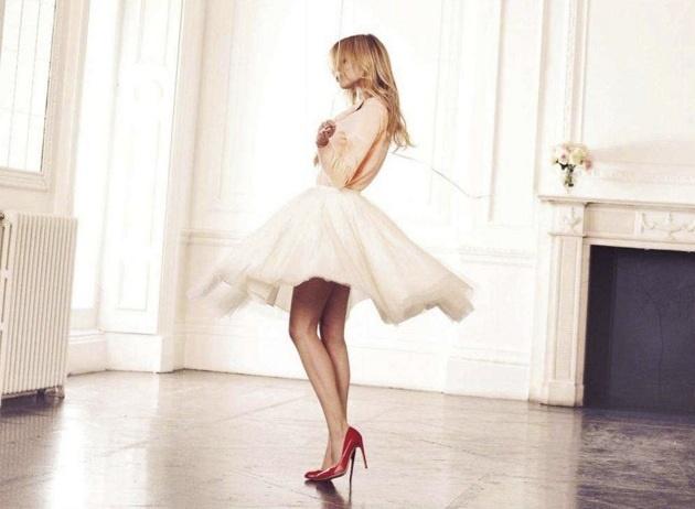 petite woman
