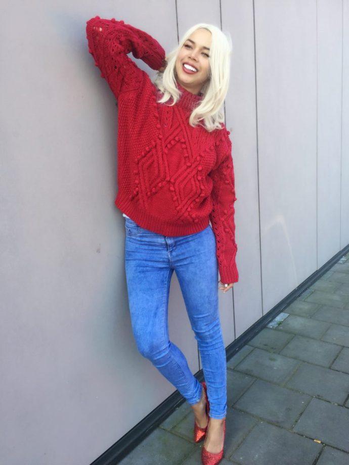 nora gouma, spring outfit