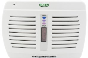 Gurin Wireless Dehumidifier Improve Indoor Air Quality at Home