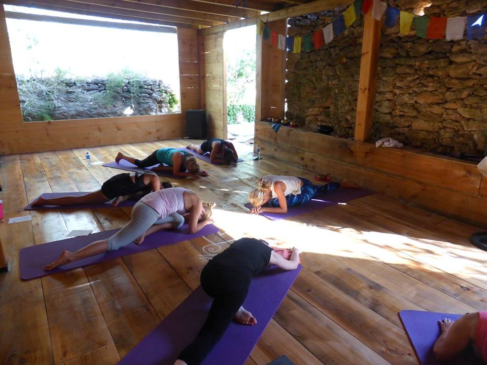 Get unstuck with a transformational yoga retreat in Ibiza