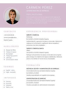 Plantilla D Curriculun : plantilla, curriculun, Plantillas, Curriculum, Vitae, Descargar, Gratis