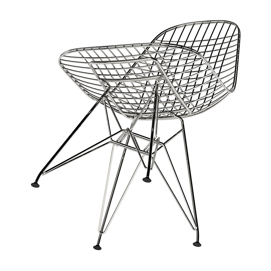 Eames Wire Chair Vitra Wire Chair Dkr 3d Model