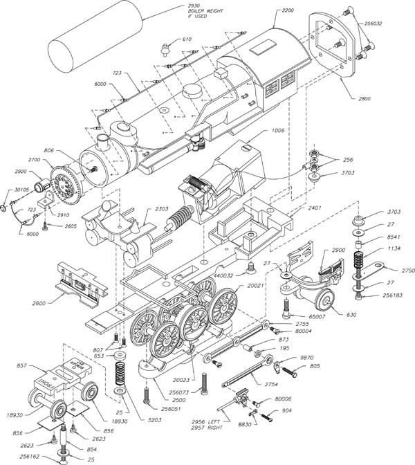 Emd Lo Otive Engine Diagram, Emd, Free Engine Image For