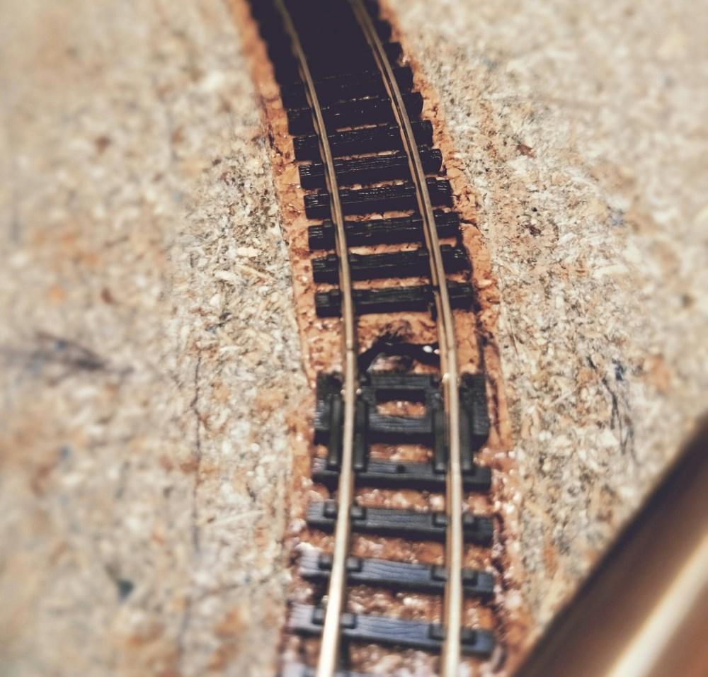 medium resolution of model railway track wiring