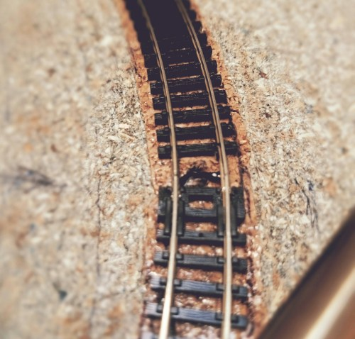 small resolution of model railway track wiring