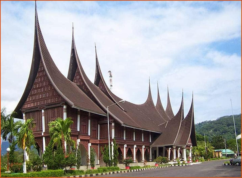 Model Rumah Nusantara Take That