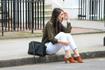 Personal style blogger by Patricia
