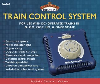 Bachmann 36-565 Train Control System (Power Controller and Transformer)
