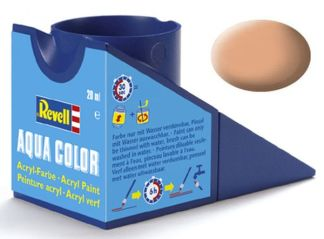 Revell 36135 Acrylic Paint 'Aqua' 18ml Solid Matt Flesh