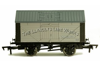 Dapol 4F-017-017  Lime Wagon - Llynclys Lime Works 124 (OO gauge)
