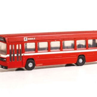 Model Scene 5142 Leyland National Red Vari-kit (OO scale plastic kit)