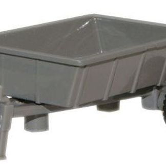 Oxford 76FARM002 Farm Trailer Grey (OO scale)