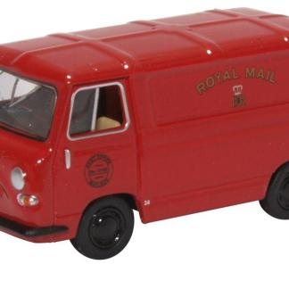 Oxford 76J4001 Morris J4 Van - Royal Mail (OO gauge)