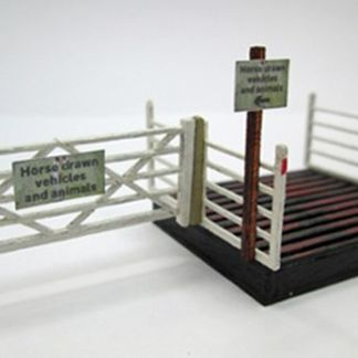 Ancorton Models OO Gauge Cattle Grid (Kit)
