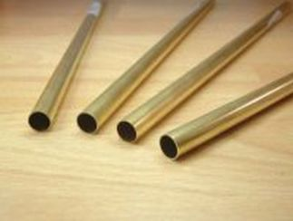 Albion Alloys BT7M Brass Tube 7.0mm x 0.45mm (3 pieces)