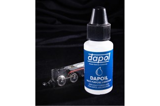 Dapol B807 Dapoil Low Viscosity Lubricant (20ml)