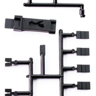 Dapol 2A-000-009 (Was NSPARE9) N Gauge NEM Coupling Conversion Kit (5 Pockets)