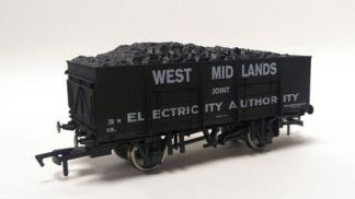 Dapol 4F-038-102 20 Ton Steel Mineral Wagon West Midlands Joint Electric (OO gauge)