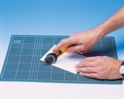 Expo 71202 Cutting Mat A2 Size (600 x 450mm) (** Collection Only **)