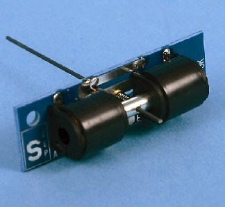 Gaugemaster Seep PM4 Point Motor with Latching Mechanism and Polarity Switch