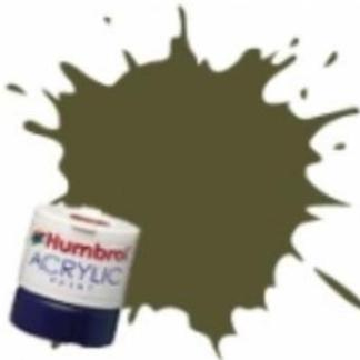 Humbrol RC414 Executive Dark Grey - Rail Colours Acrylic Paint 14ml