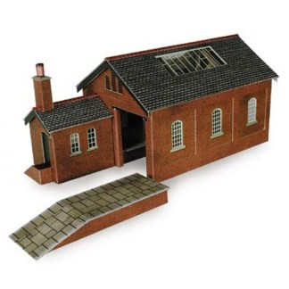 Metcalfe PN112 Goods Shed (N scale)