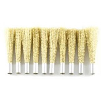 Modelcraft PBU1020/2/10 Brass Refills for Glass Fibre Pencil (pack of 10) - cleaning  tool