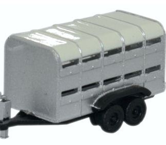 Oxford NFARM001 Farm Livestock Trailer (N gauge)