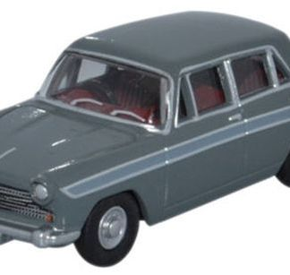 Oxford 76ACF004 Austin Cambridge Farina Grampian Grey/Cumulus Grey(Gaydon) (OO gauge)